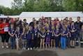 20. Kreiszeltlager der Jugendfeuerwehren 2017 in Pahna
