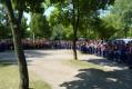 Kreiszeltlager der Jugendfeuerwehren 2013 in Pahna durchgeführt